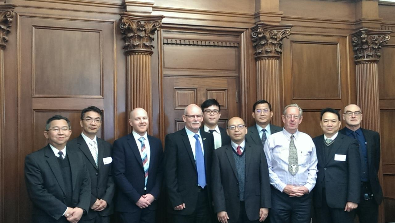 臺紐合辦瓦斯器具標準技術研討會