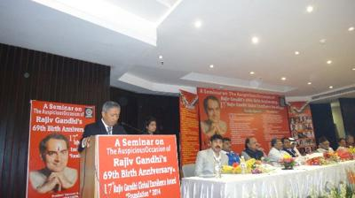 "Amb. Tien attended the ""17th Rajiv Gandhi Global Excellence Awards"""