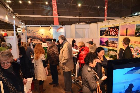 Taiwan Tourism Exhibition Well-Received in Norway