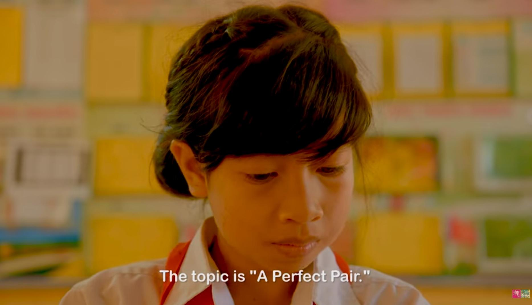 """A Perfect Pair""-A film based on a true story. Taiwan: An important partner in global health security"